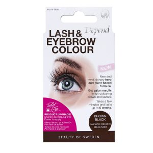 4905 Lash & Eyebrow Colour - Depend Cosmetic Thailand